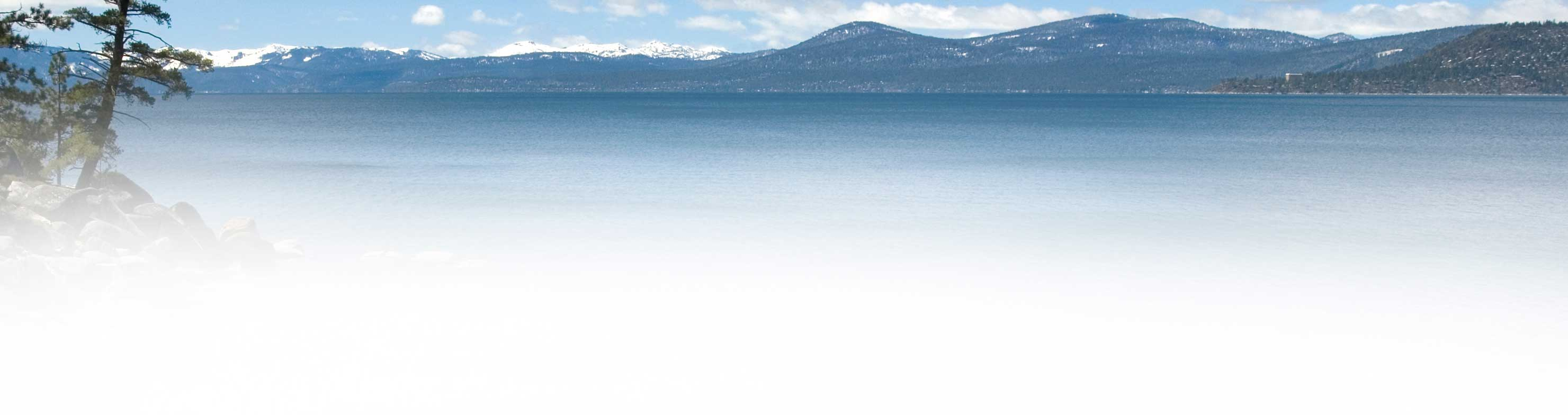 Lake Tahoe image for providers