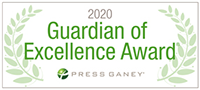 2019 Guardian of Excellence Award
