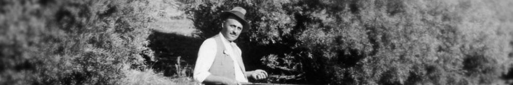 Dick Joseph fishing