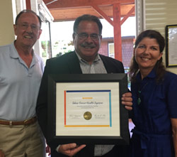 Tahoe Forest Health System has achieved designation as a Certified Healthcare District