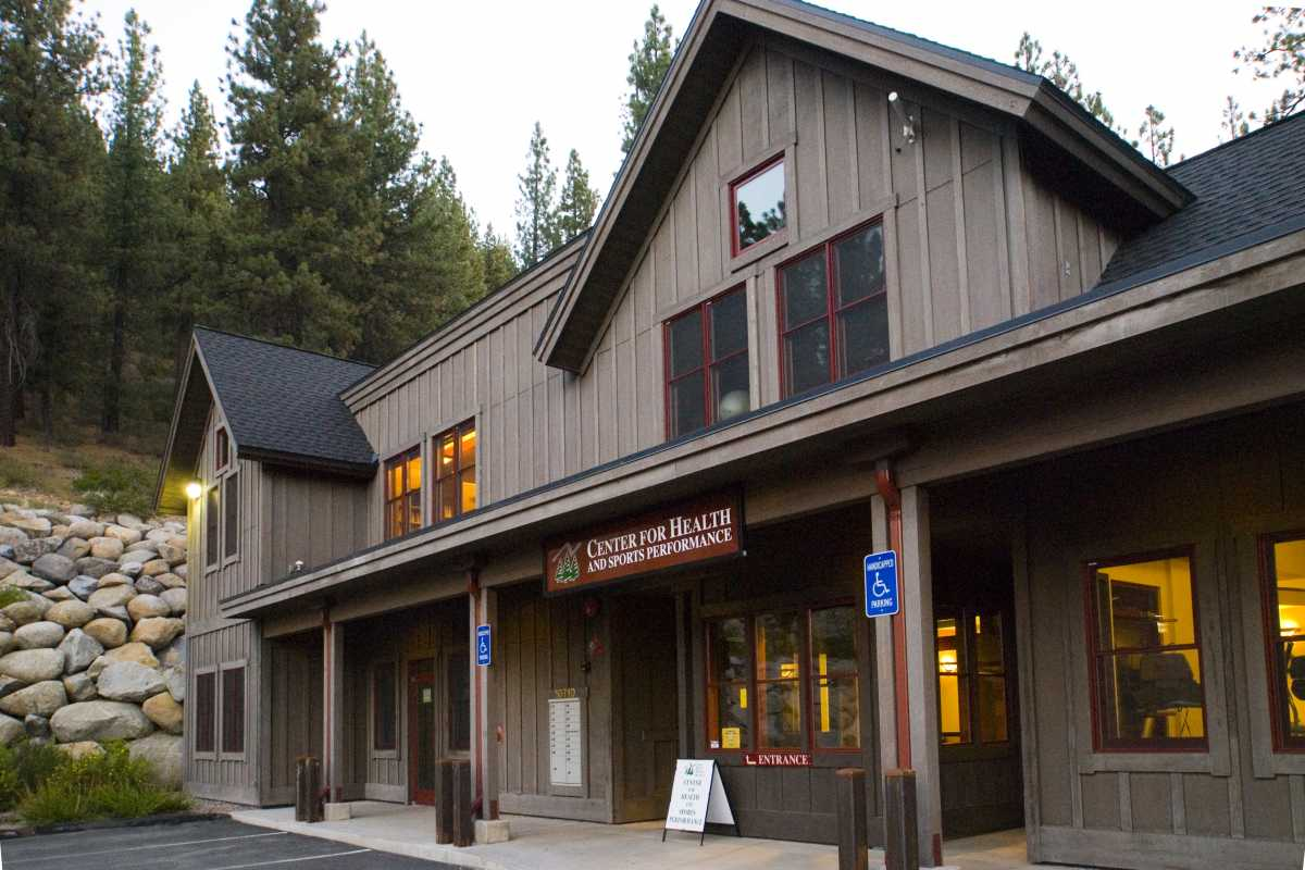 Tahoe Forest Physical Therapy in Truckee