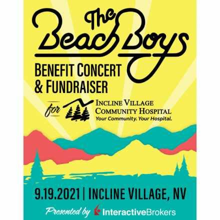 Beach Boys Benefit Concert