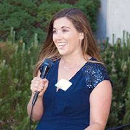 Karli Epstein, Executive Director Tahoe Forest Health System Foundation