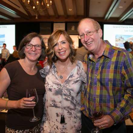 Sharon Dixon, Terri Upshaw, Mike Dixon