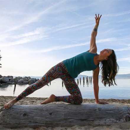 Lisa Masser, Certified Yoga Instructor