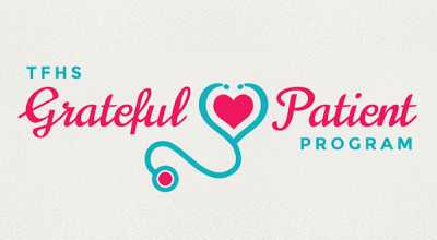 Grateful Patient program logo