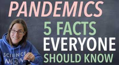 Embedded thumbnail for 5 Facts Everyone Should Know About Pandemics