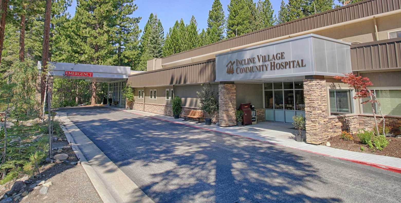 Incline Village Community Hospital, North Lake Tahoe