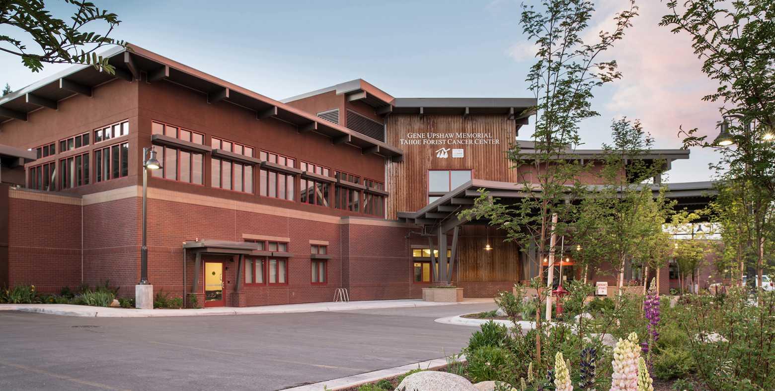 Gene Upshaw Memorial Tahoe Forest Cancer Center