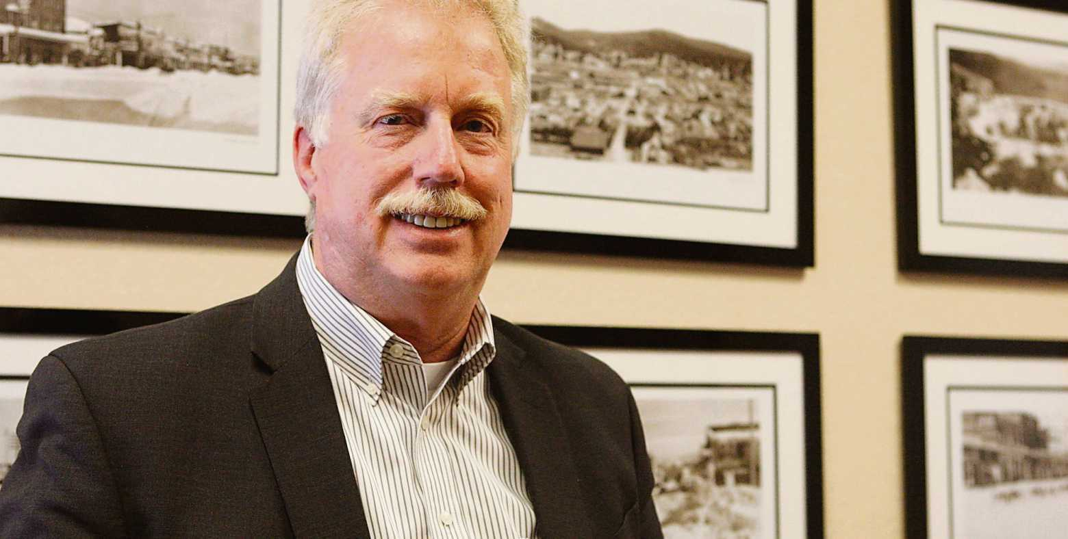 Harry Weis, President & CEO of Tahoe Forest Health System