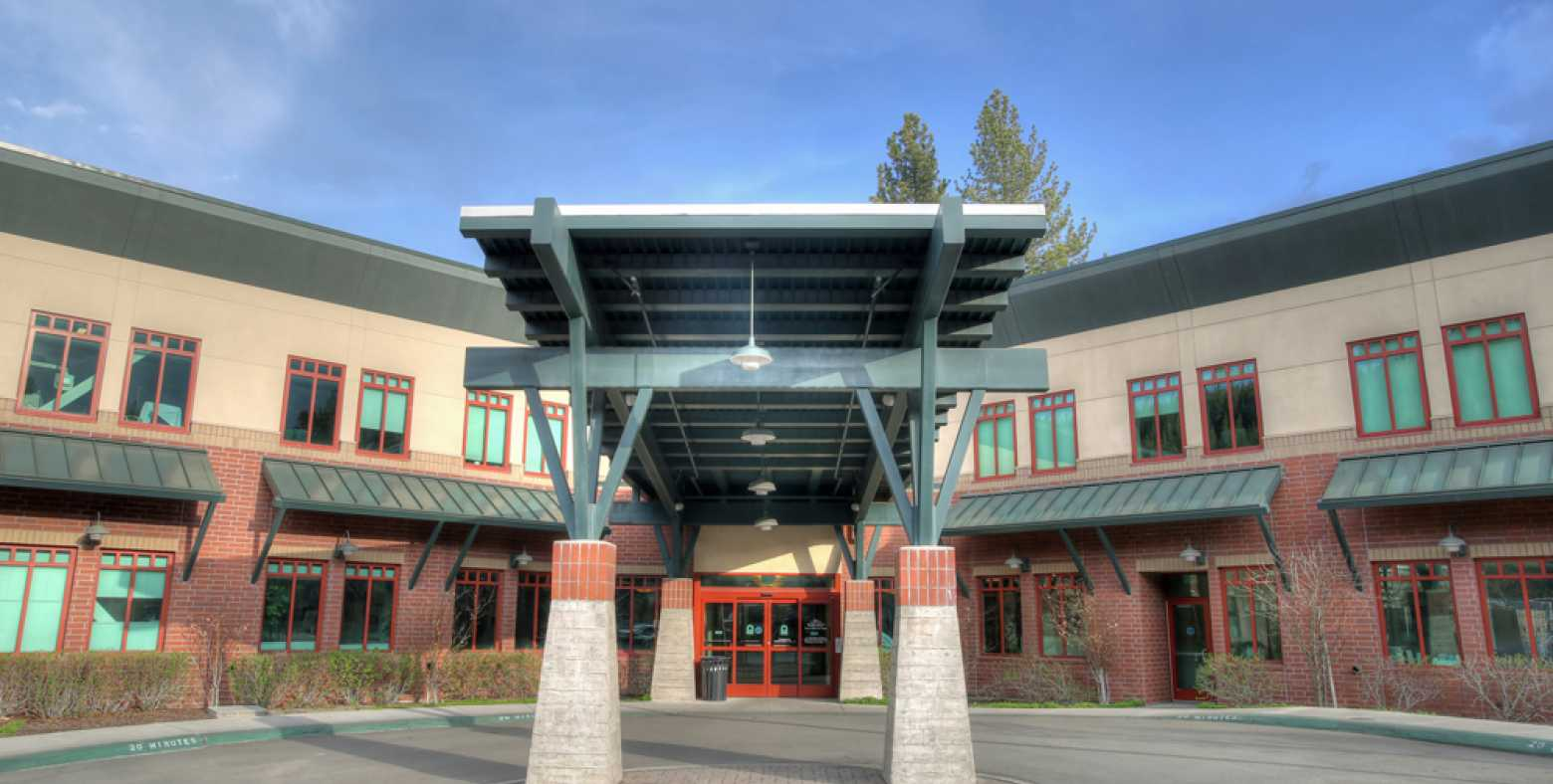 Tahoe Forest Hospital in Truckee, CA