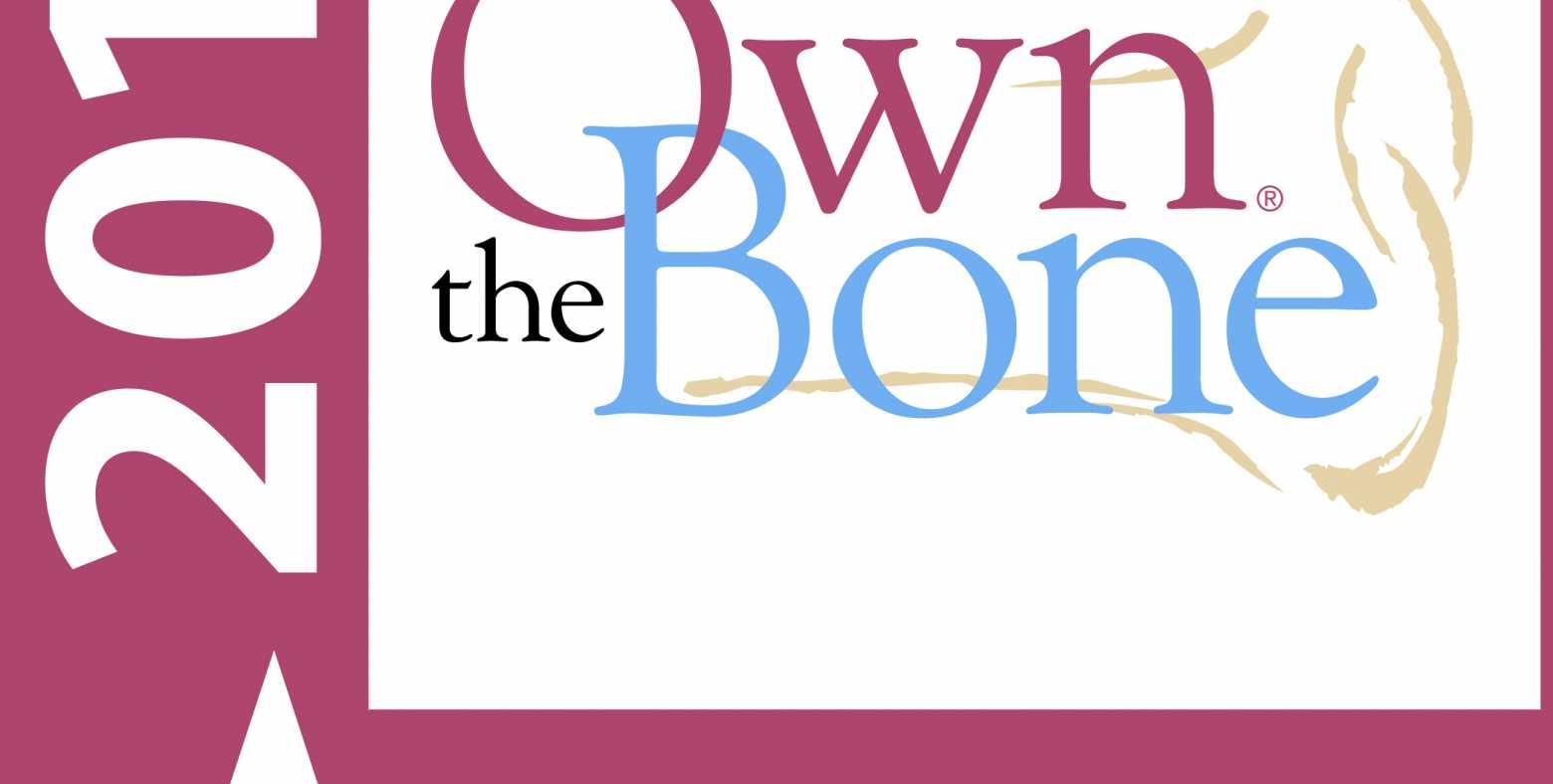 Own the Bone Logo
