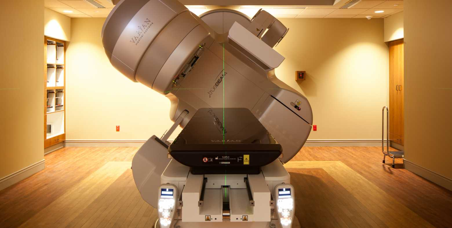 Varian TruBeam at Gene Upshaw Memorial Tahoe Forest Cancer Center