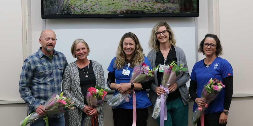 2019 Nurses of Excellence Award Recipients