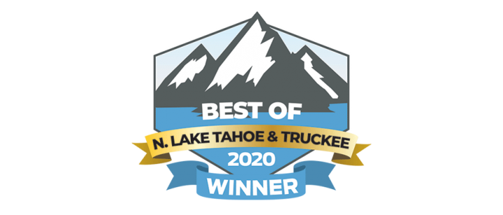Best of North Lake Tahoe and Truckee 2020 logo