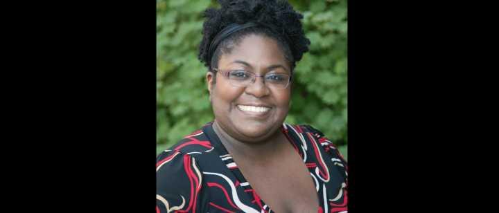 Dr. Cherisse Mwero headshot