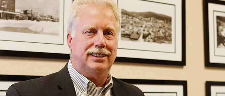 harry weis, president and ceo of tahoe forest health system