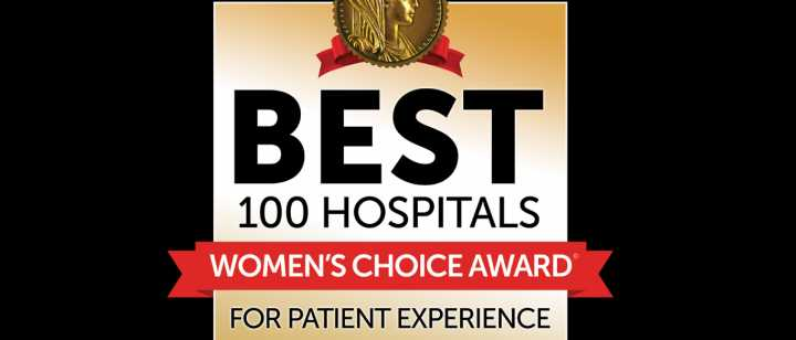 Women's Choice Award 2021 - Patient Experience Seal