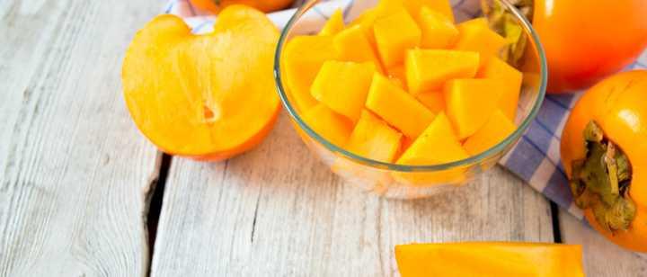 persimmon salad recipe