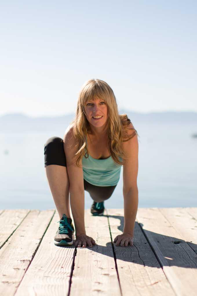 Nancy Brest, Certified Personal Trainer