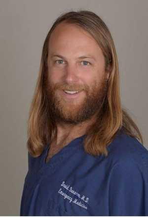 Dr. Benaron headshot