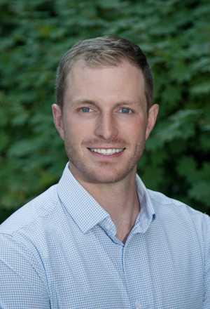 Dr. Joshua Pfent headshot