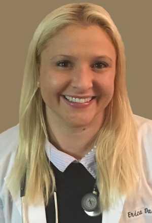 Erica Dastrup NP headshot
