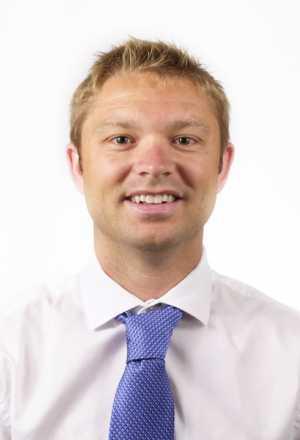 Dr. Michael Jernick headshot