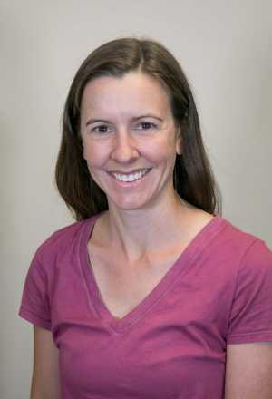 Julie McGee, PT, DPT, CEAS headshot