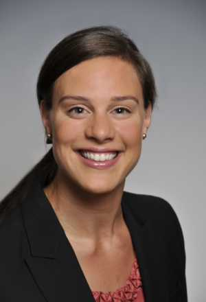 Dr. Katy Schousen headshot