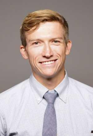 Dr. Justin Ward headshot